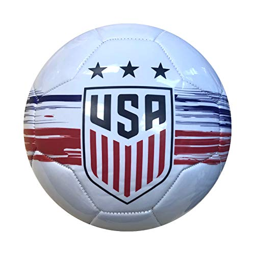 USA SIZE 5 SOCCER BALL- Inflated in Ball Box